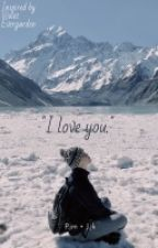 I love you || p.jm • j.jk by Eren_Levineko