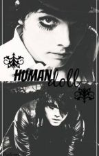 Human-Doll |Frerard| by Bellamiel-