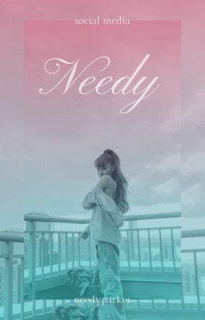 NEEDY || tom holland [1] by needyparker