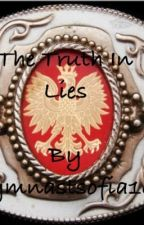 The Truth In Lies (An Alex Rider Fanfic) by gymnastsofia16