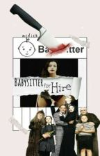 Babysitter for Hire ฯ Addams Family  by mcdick