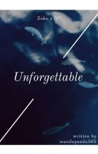 Unforgettable ✧ Zuko x OC by mandapanda505