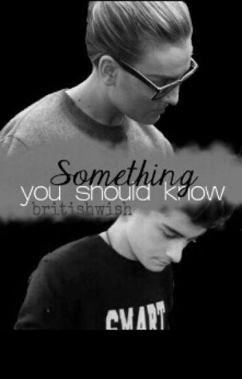 something you should know || Zerrie ✔