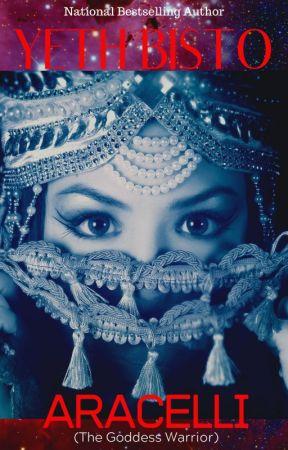 ARACELLI (Warrior Goddess) by YETHBISTO75