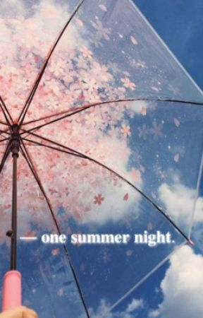 one summer night || stranger things ff by -sxftie