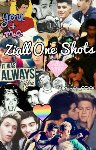 ziall one shots