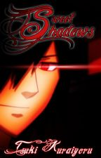 Sweet Shadows (Rogue x OC) by TsukiKuraiyoru
