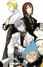7 minutes in Heaven!! [or 8......]  (soul eater boys) by souleaterevansdtk