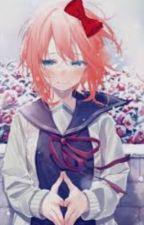 Happy thoughts..... {Sayori x Natsuki} by xxSayorixxxx