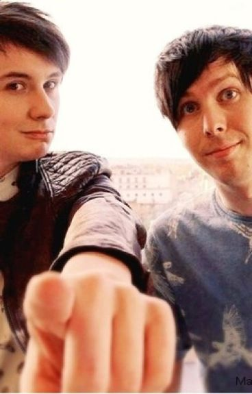 My Neighbors the YouTubers (A danisnotonfire and AmazingPhil fanfiction)