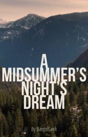 A Midsummer's Night's Dream {A Descendants Fanfic Crossover} {Unedited} by BatgirlGeek