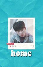 HOME ° dongpyo | jacket book 3 by jaemtastic
