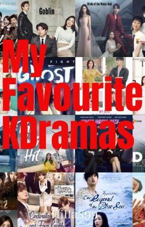 My Favourite KDramas by Hilla899