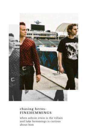chasing heros | lashton by SHlNEDOWN