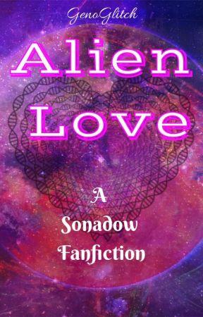 Alien Love (Sonadow) by alex000f40