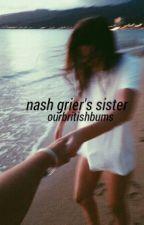 Nash Grier's Sister by dootifulphan