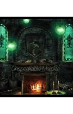 Unspeakable Mercies (A Draco Malfoy Love Story) Book 1 by Haililibunnie1