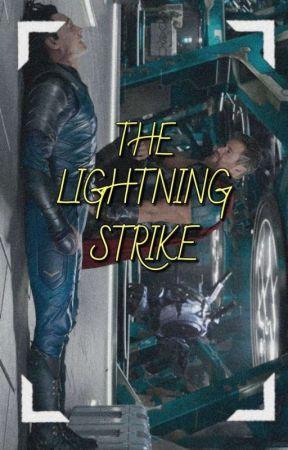 The Lightning Strike   Ragnarok by -mxrlin