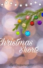 Christmas shorts ~ Paw Patrol by PawPerson101
