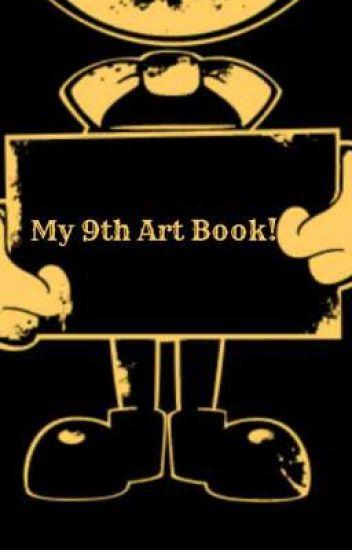 My 9th Art Book!