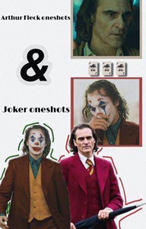 Arthur Fleck/joker x reader oneshots by cherryyoin