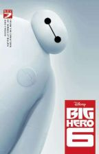 Elira Hamada And Bobby Vain In Big Hero 6 by KirstenPalacioLady