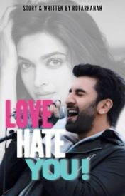 Love Hate You ! by RDFarhanah