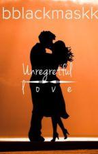 un regretful love.  by BBLACKMASKK