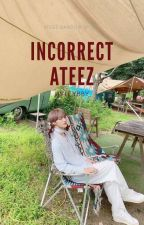 Incorrect Ateez by hvleybby