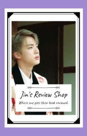 Jin's Review Shop by BTS_ARMY_Community