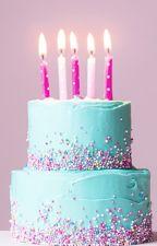 Birthday Calender HAPPY BIRTHDAY WATTPAD! by Tagy_5