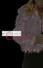 My Demon Queen (M! Reader x Possessive H. Chandler) by Jane_Leslie_Frye