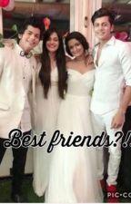 Best friends?!! by Mehar2001