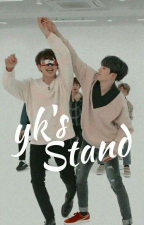 OO. yk's stand by ChoonHee13