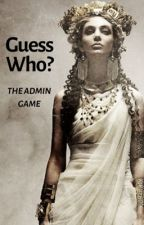Guess Who? by -TheLuckGoddess-