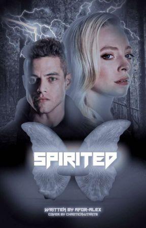 spirited [ until dawn ] by Afor-Alex