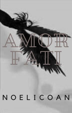 Amor Fati by noelicoan