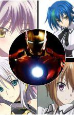 Highschool dxd  I Am Iron Man by engelsvargas