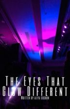 Eyes That Glow Different by aliyacoskun