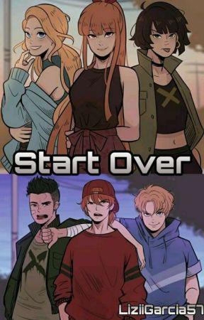 Start Over by LiziiGarcia57