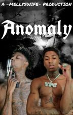 Anomaly (21NBA) by -MELLYSWIFE-