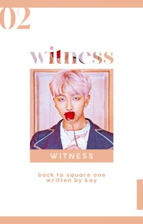 WITNESS ° KNJ by naburrito