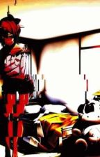 Please don't put Sayori in your digital background ( MOSTLY TRUE STORY)  by ParisHamiltonWinter