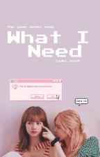 What I Need |필요한 것 | ChaeLisa by Lyuke_Lyook