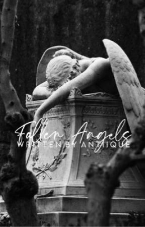 Fallen Angels by -melanchxlic