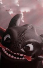 Toothless x oc  by juan_jungcock