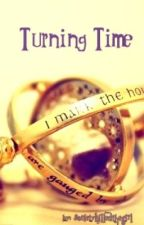 Turning Time (A Fred Weasley Love Story) by kudokudokitty