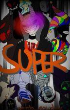 SUPER | Grian | Hermitcraft AU by weirdo_nojudgies