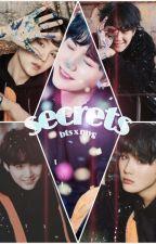 Secrets {BTS x MYG} by LilMeow_Meow93_