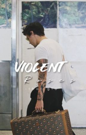 violent roses * hs by -thotglo